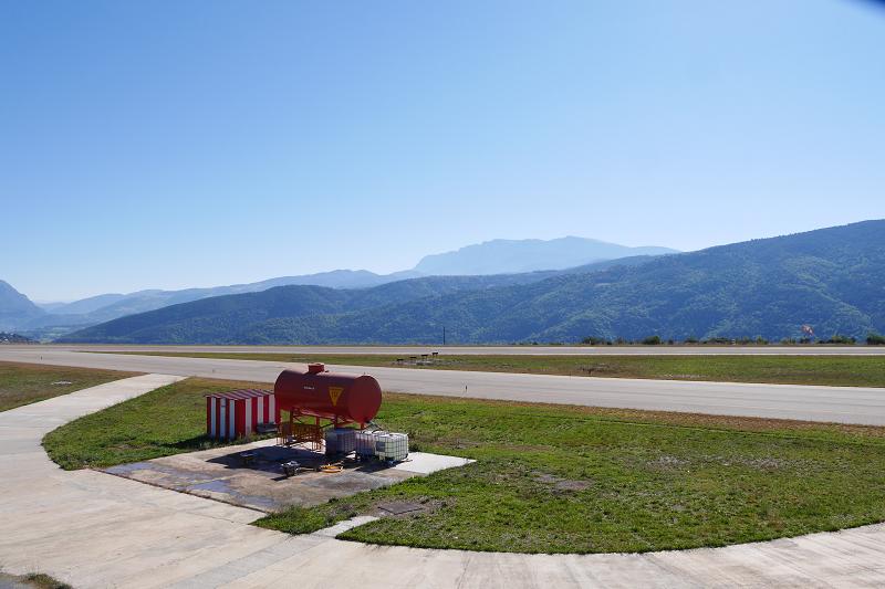 airport Andorra-La Seu D´Urgell import of goods