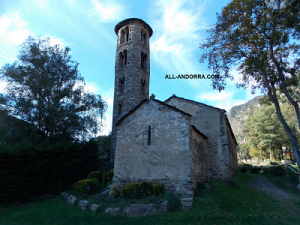 santa-coloma-church
