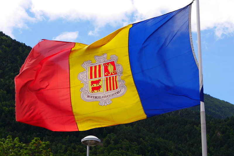 flags of the world_andorra