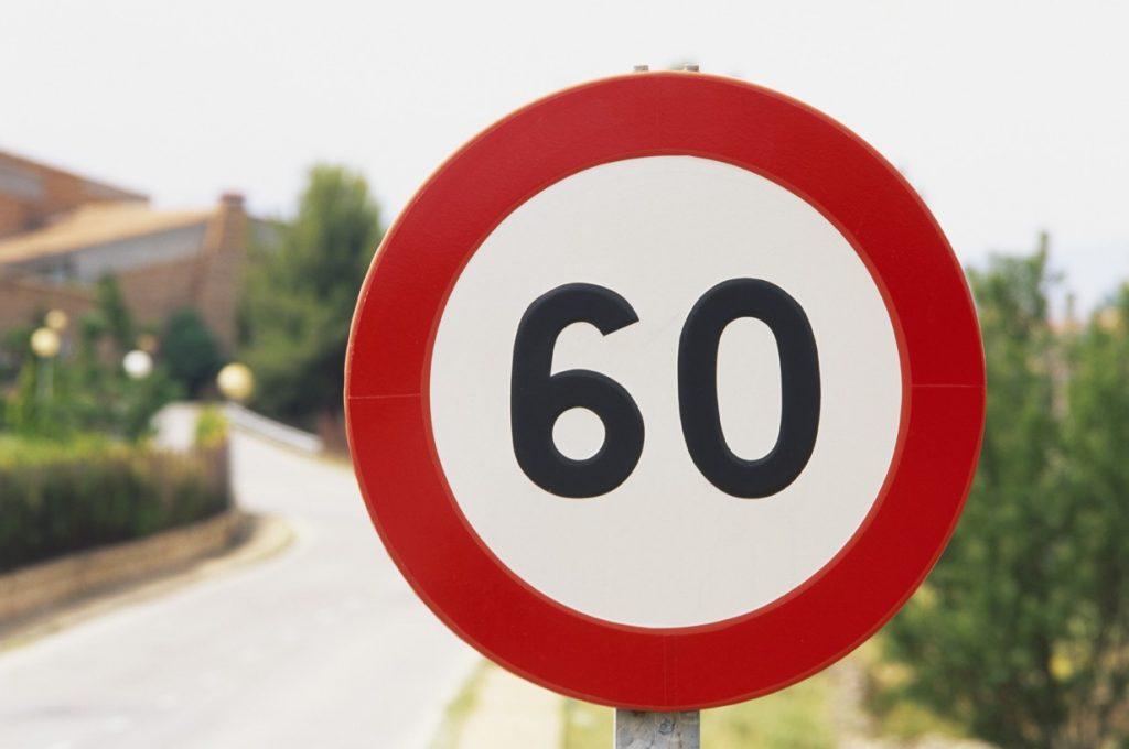 ограничение скорости в андорре