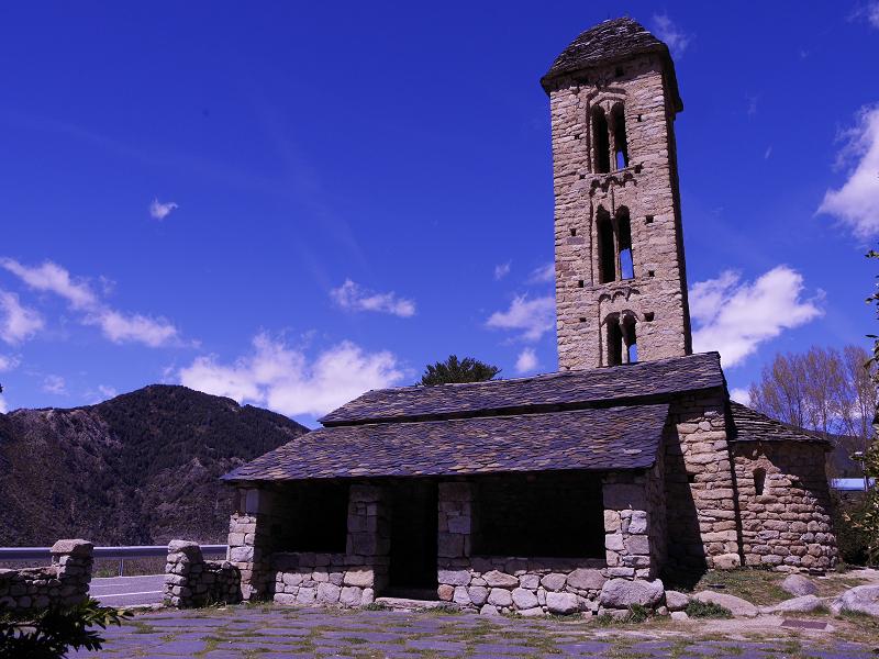 церковь Сант Микель Энголастерс