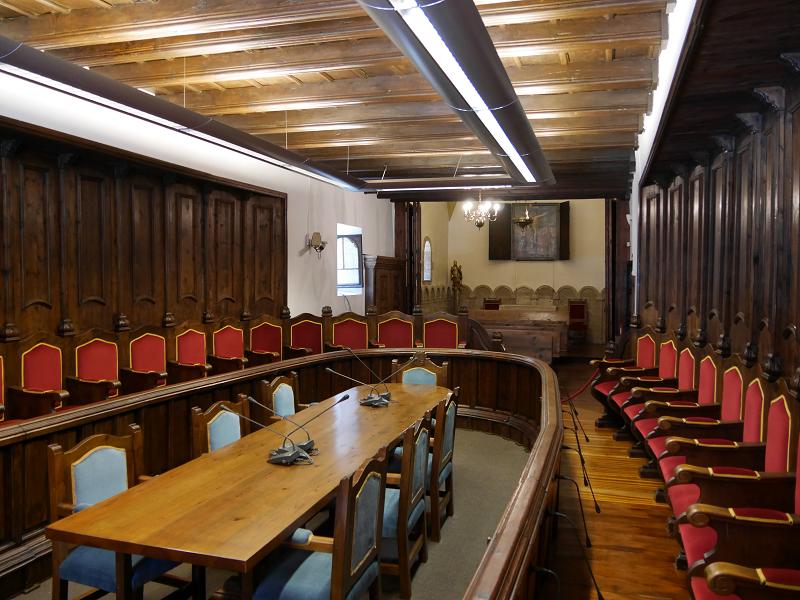 Régime politique d'Andorre. Système politique