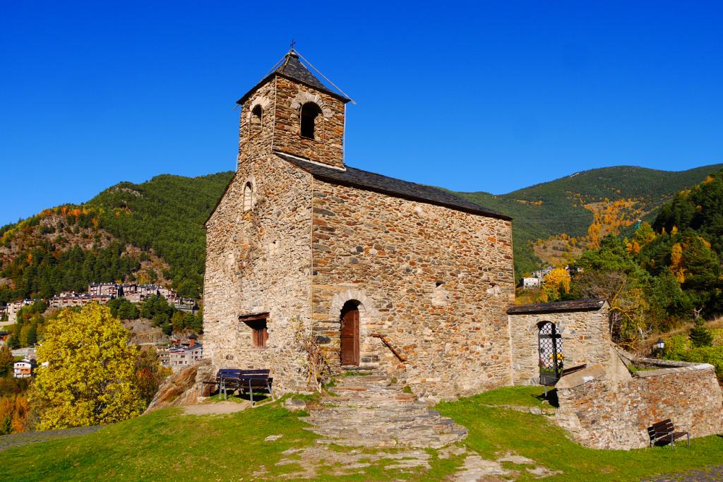 Architecture romane de Andorre. Les curiosités architecturales