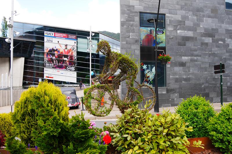 Le cyclisme en Andorre