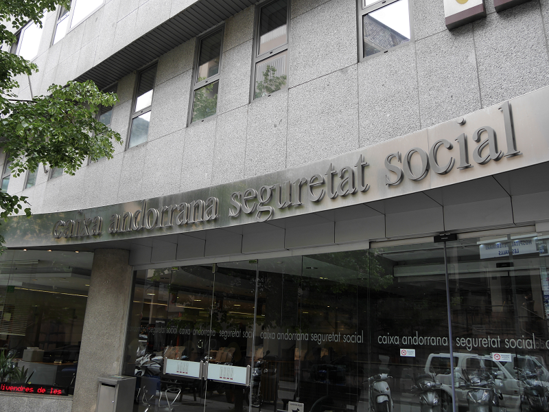 Secu sociale_ Le système de sécurité sociale de Andorre