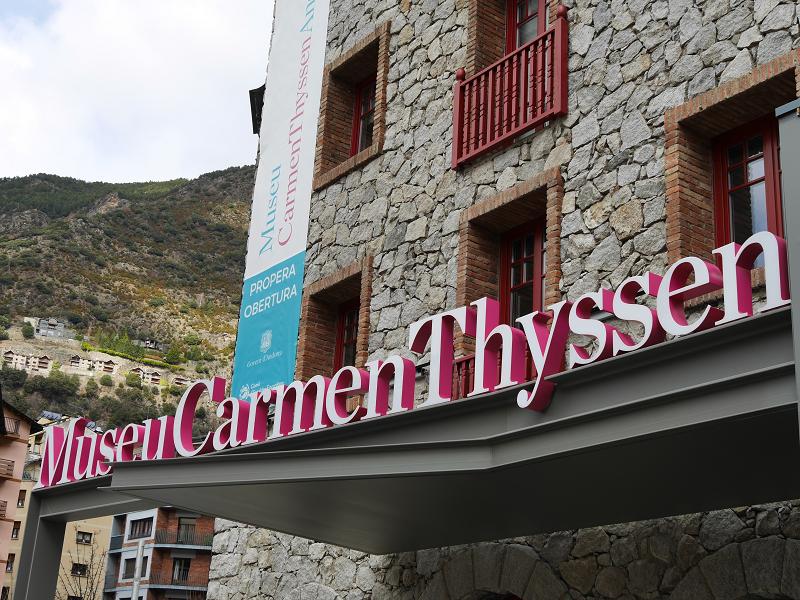 musées en Andorre