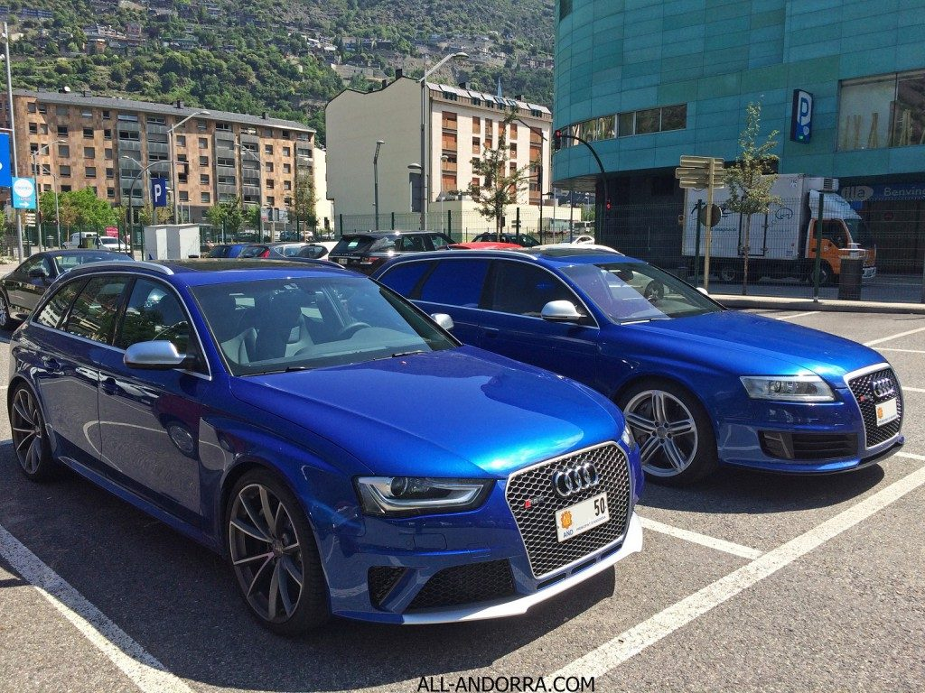 Audi RS4 & Audi RS6