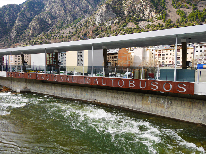 andorre bus toulouse