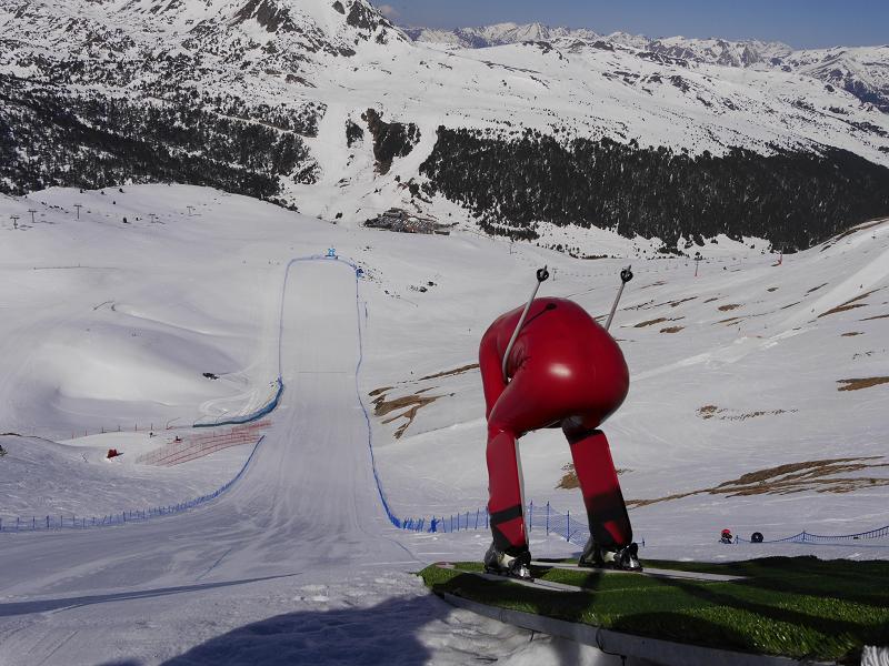 Ski Pyrénées_ ski Andorre