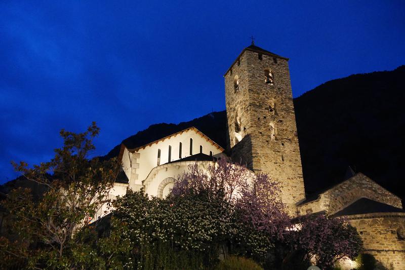 Les villes et les paroisses d'Andorre