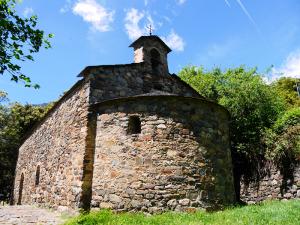 Sant Andreu d'Andorra la Vella church