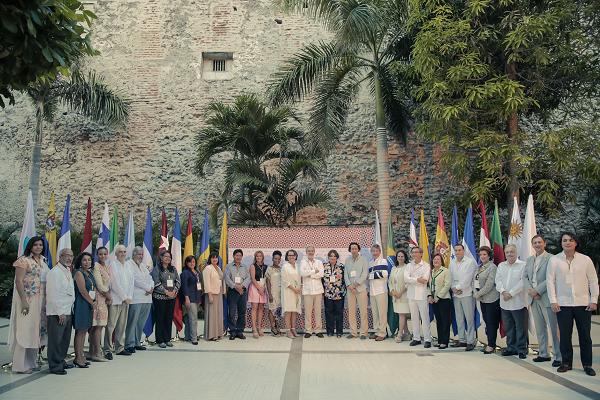 Cumbre Ministros de Cultura foto Juan David Padilla Vega