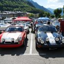 The 45th annual rally with the participation of 110 cars from Andorra, Spain and France, began in Andorra