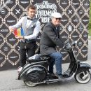 Distinguished Gentleman's Ride's with Cyril Despres took place in Andorra with participation of 60 motorcyclists