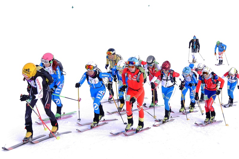 World Cup Ski Mountaineering