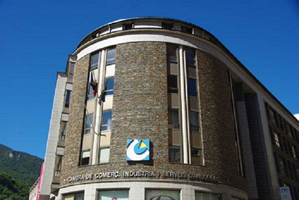 chamber of commerce of andorra