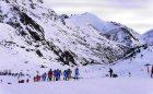 font blanca лыжный альпинизм андорра