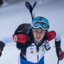 """""""J'ai un gros projet: Women's Skimo – une web-série pour faire rêver, ouvrir les esprits sur la pratique du sport au féminin au travers du ski de randonnée"""",- a dit l'une des athlètes les plus titrées au monde Laetitia Roux"""