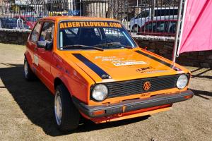 albert llovera VW racing