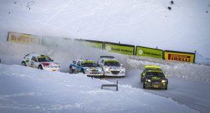 гонки на льду