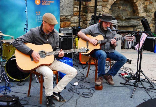 street musicians andorra