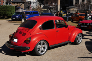 volkswagen beetle andorra