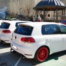 La réunion des membres du Сlub Volkswagen d'Andorre,  Encamp 26.02.2017