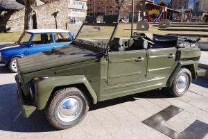 volkswagen khaki military