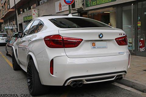 BMW X6 M Hamman 23