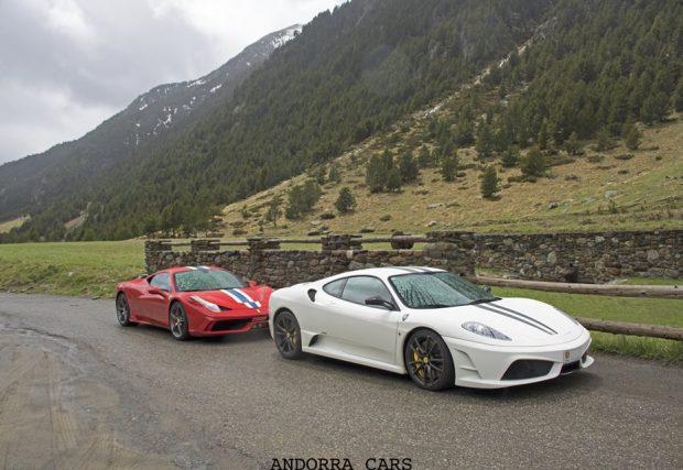 Ferrari 458 Speciale o Ferrari 430 Scuderia