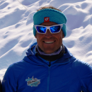 """From year to year ski mountaineering becomes more popular"", thinks the organizer of Andorran SKIMO 6 Gerard Riart"