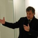 """""""La perle de la collection de la baronne Carmen Thyssen est un Paul Gauguin """"Mata Mua"""", peut-être la peinture la plus chère dans le monde entier actuellement, $400 mln"""", dit le directeur artistique du musée de Carmen Thyssen en Andorre Guillermo Сervera"""
