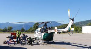 andorra heliport