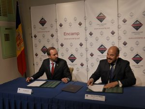 heliport-andorra-agreement signing 2017