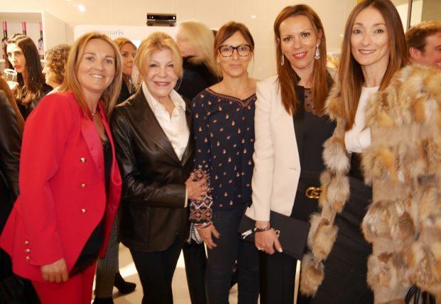 inauguration musée des beaux-arts de la baronne Carmen Thyssen