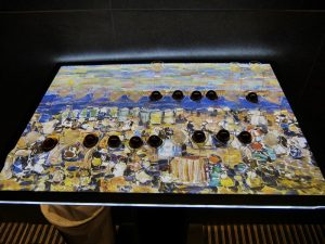 museum of arts by Baroness Thyssen andorra