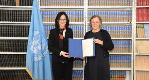 paris agreement ratification andorra