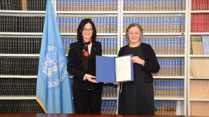 paris agreement ratification andorra