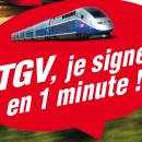 Мэрия Тулузы призывает подписать петицию в пользу скоростного поезда TGV Тулуза-Бордо