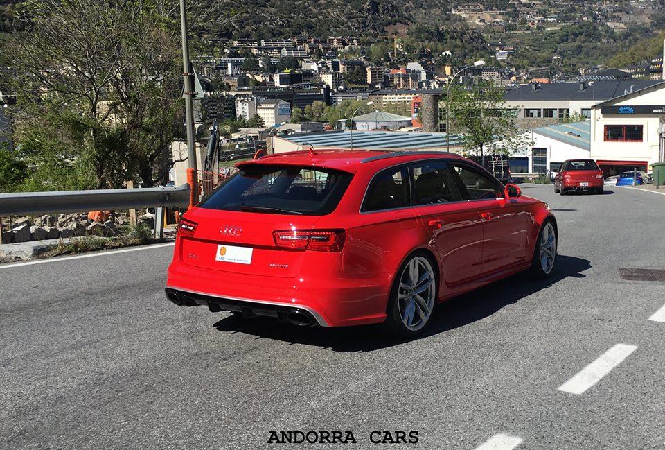 Audi RS6 MTM - 712 cv