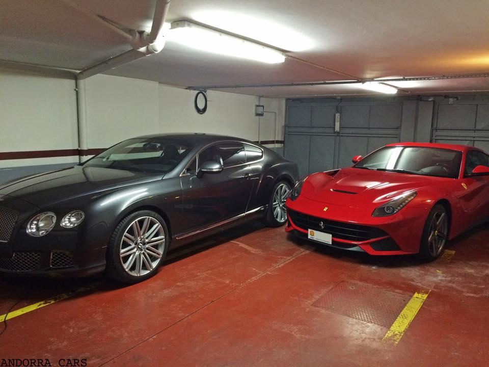 Bentley VS Ferrari