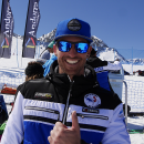 """The organization of the contest in Andorra is always excellent"" – says the winner of the Crystal globe for the Speed Skiing World Cup 2017 competition, Bastien Montes"