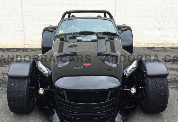 Donkervoort D8 GTO 25