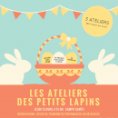 Easter events for children in Perpignan begin on 12th April