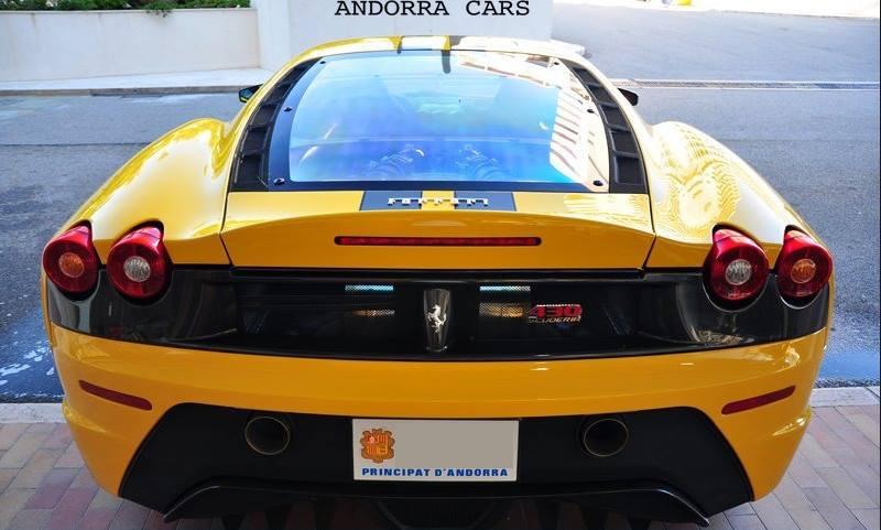 Ferrari 430 scuderia monte carlo