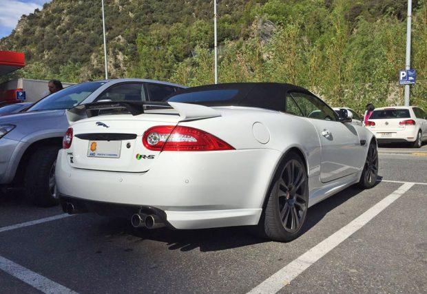 Jaguar XK RS Cabrio R5
