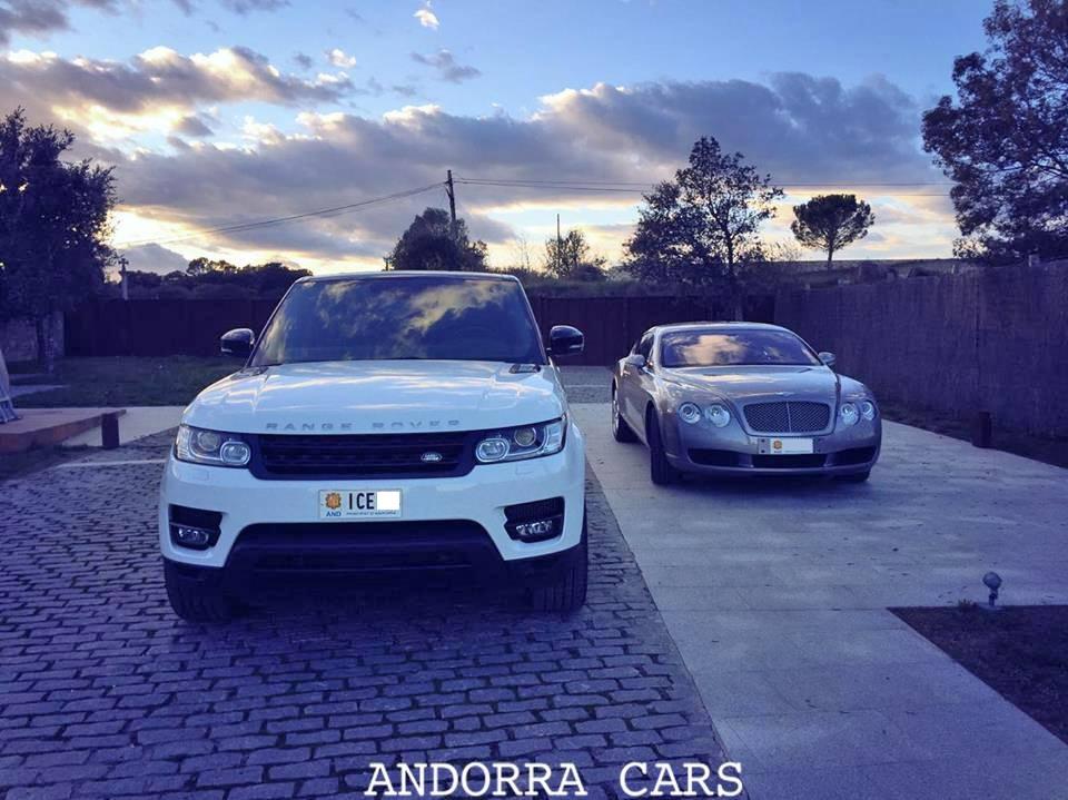 Range Rover Sport VS Bentley Continental GT