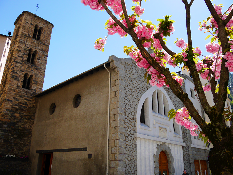 Sant Julià i Sant Germà church andorra