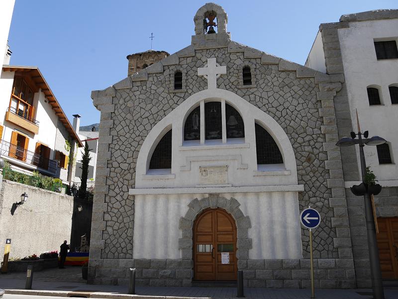 Sant Julià i Sant Germà church sant julia de loria
