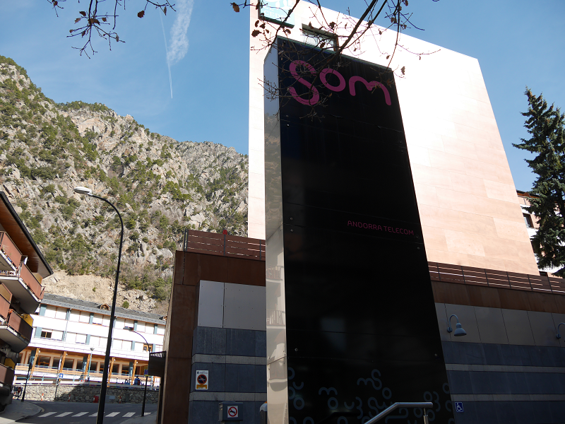 andorra telecom dissabilities work job